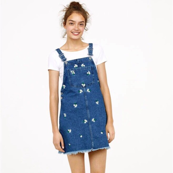 ccf4a4c258 H M Dresses   Skirts - H M Bib overall dress